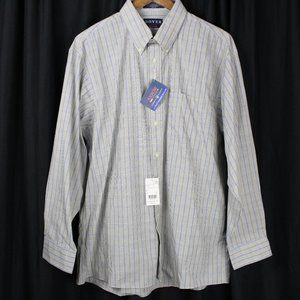 Arrow Dover Broadcloth Button Down NWT